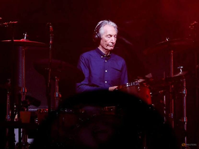 Rocks stars react to death of Rolling Stones drummer Charlie Watts