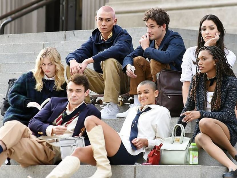XOXO: The new cast of Gossip Girl on stepping into the big shoes of the original