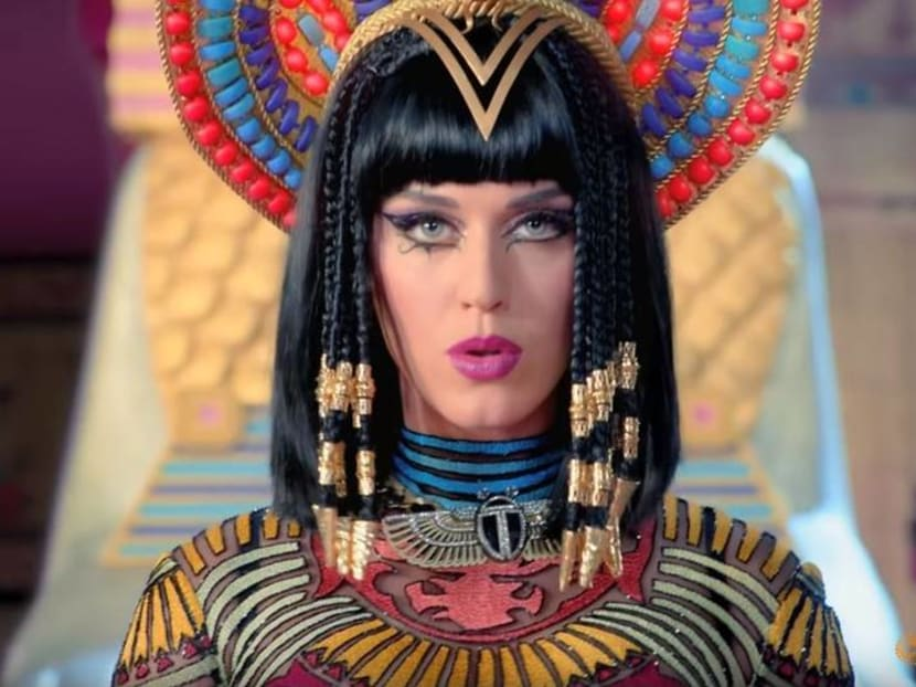 Katy Perry told to pay S$3.7m for copying tune from a Christian rap song