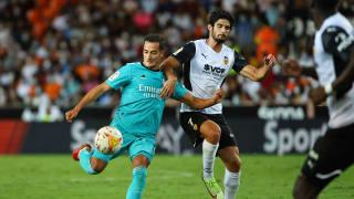 西甲:皇马2比1击败巴伦西亚
