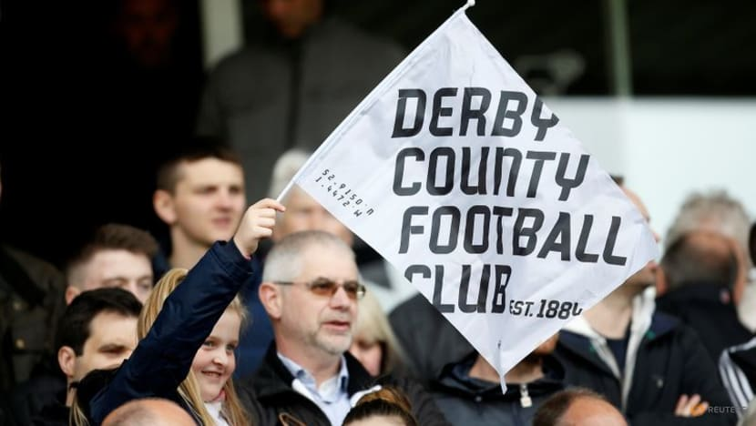 Football: Derby set for administration amid financial uncertainty