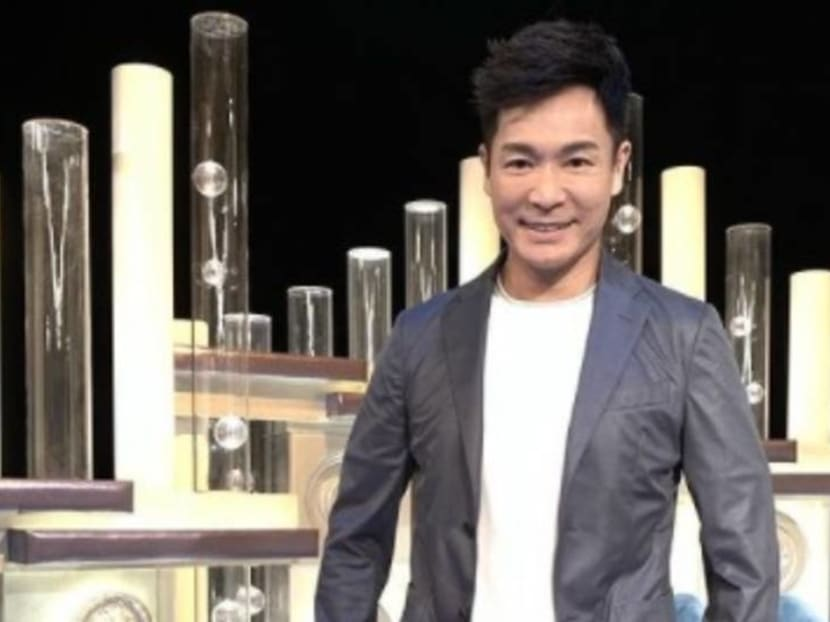 Hong Kong actor Roger Kwok 'didn't have time to feel heartbroken' when dumped