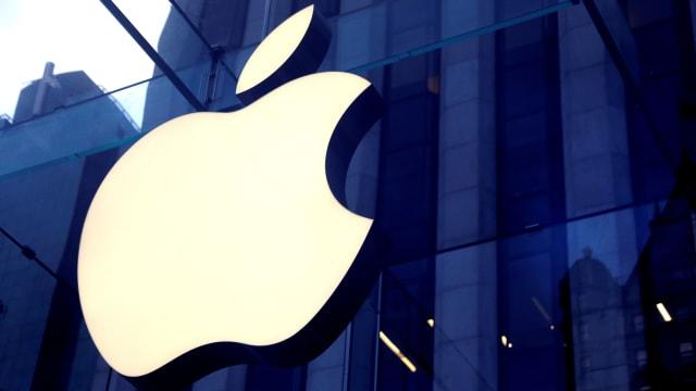 苹果公司季度业绩超越预期