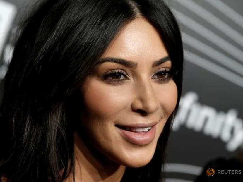 Kim Kardashian West hasn't taken the law exam yet but she's already landed a job