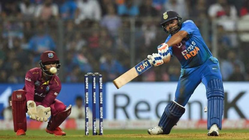 Cricket: Sixes galore as India clinch T20 series win over Windies
