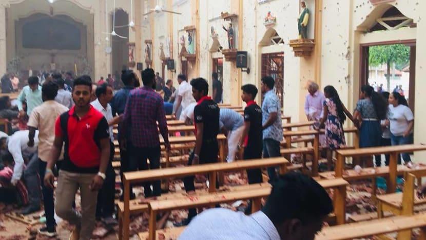 Sri Lanka blasts: PM Lee condemns 'heinous attacks', MFA says no Singaporean casualties