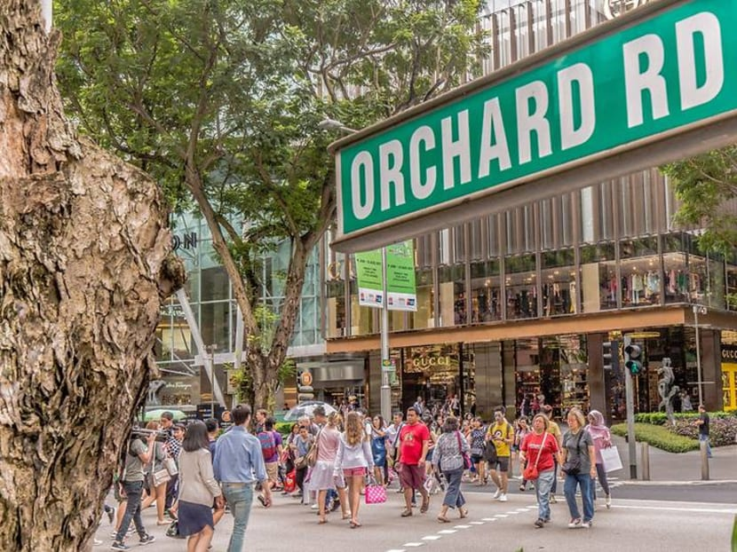 A day of discount shopping without GST? A rebranded GSS returns to Orchard Road