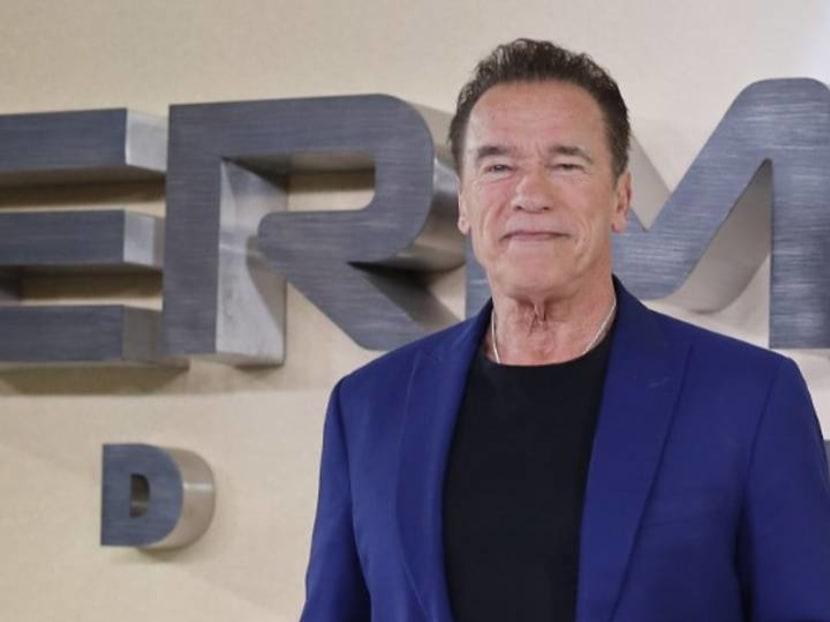 Arnold Schwarzenegger donates S$1.43m worth of medical equipment