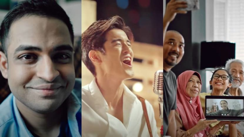 NDP 2020 music video features Singaporeans who joined fight against COVID-19; theme song performed by Nathan Hartono