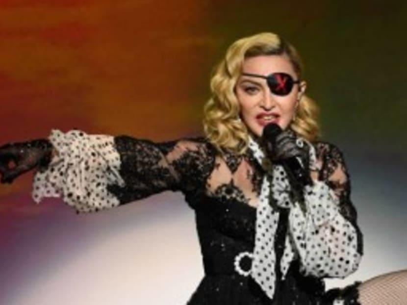 Madonna says Harvey Weinstein 'crossed lines and boundaries' with her