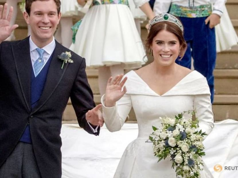 Britain's Princess Eugenie is pregnant, says Buckingham Palace