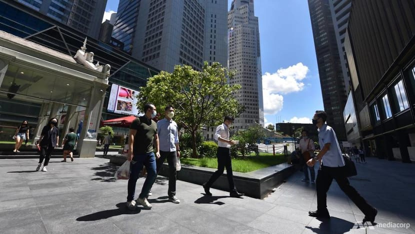 Singapore economy grows 0.2% in Q1, first expansion since COVID-19 outbreak