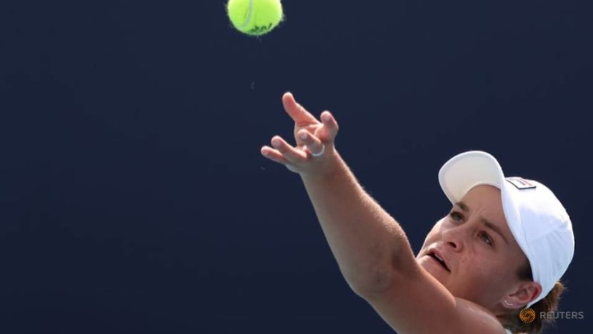 Tennis: Barty hits out at number one ranking critics