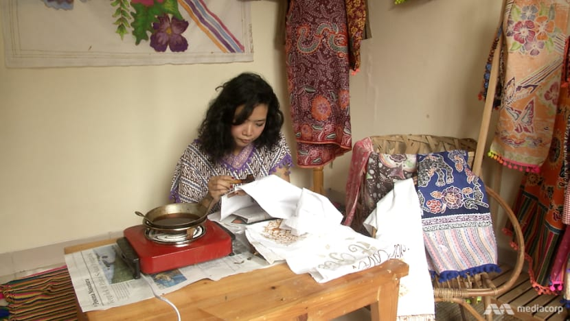 Prints, patterns and preservation: How Indonesia's batik artisans draw a younger generation