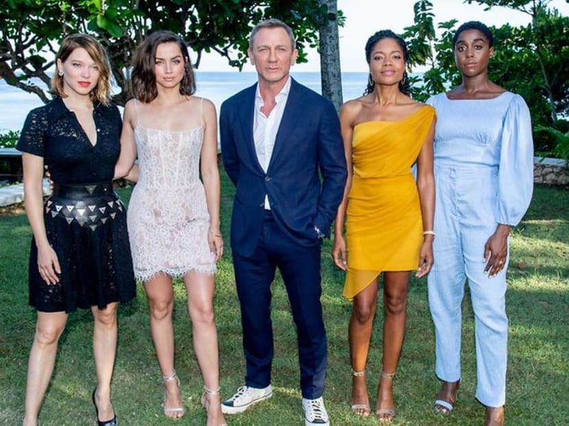 James Bond 25 film title finally revealed – and it seems he's a very busy man