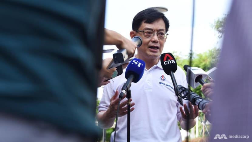DPM Heng calls on WP to be 'transparent and accountable' to voters on taking up NCMP seats