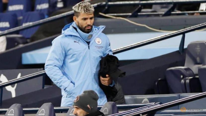 Man City boss Guardiola not sure when Aguero will return