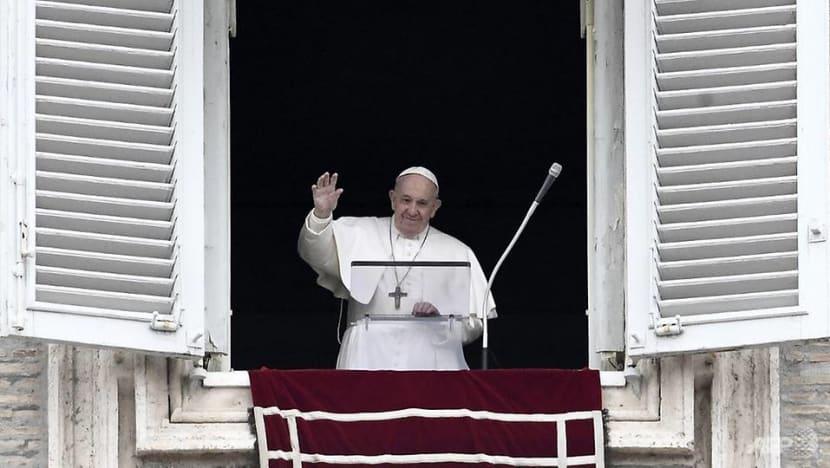 Pope's Sunday prayer to be livestreamed as coronavirus spreads