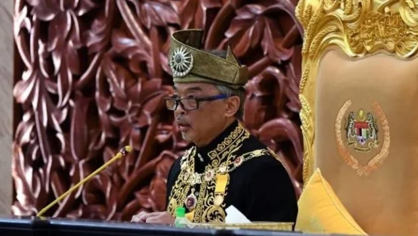Set aside differences and political conflicts: Malaysia king in national day message