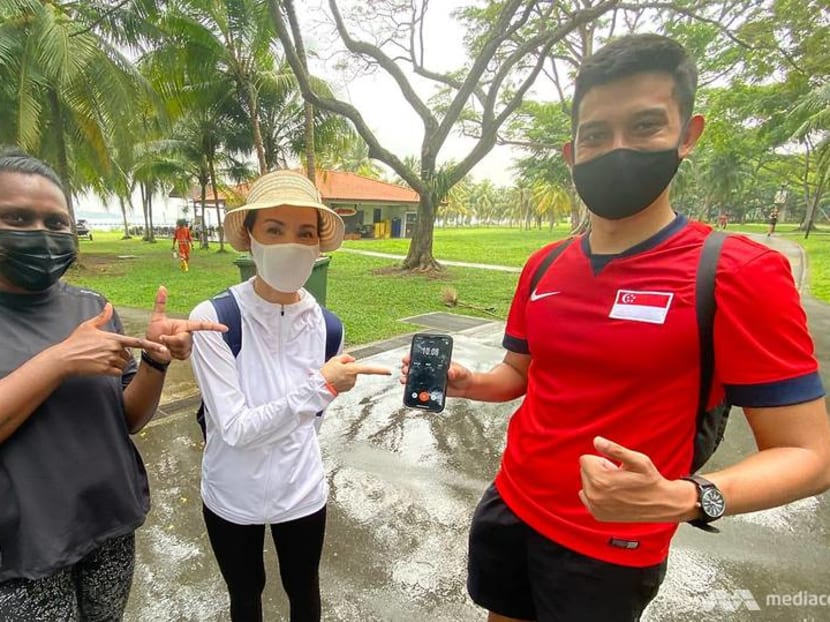 CNA explores Singapore on foot (Day 3): The generosity of strangers and walking with a star