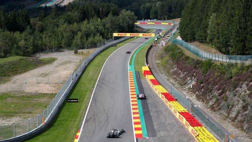 Motor racing:Formula One statistics for the Belgian Grand Prix