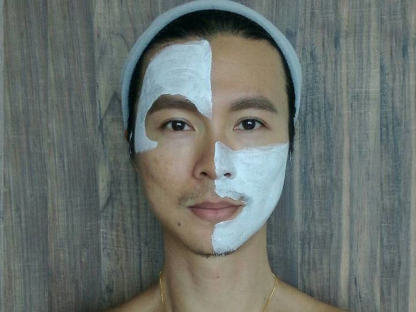 Trouble with razor burn and acne, guys? Facial masks are an easy solution
