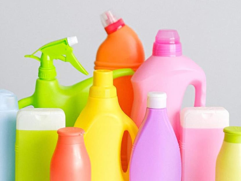 Why you shouldn't mix these household cleaning products to avoid harming yourself