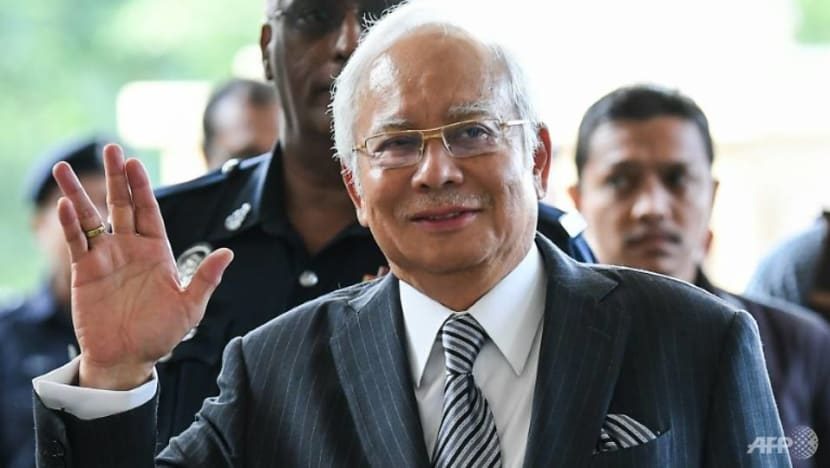 RM3.3 million spent in one day using Najib Razak's credit cards, bank says