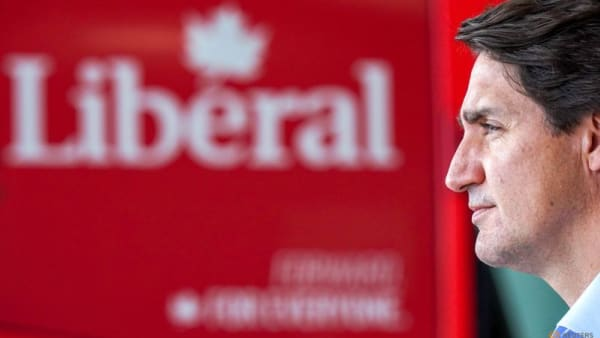 Early Canada election call backfires on Trudeau, who now trails in polls