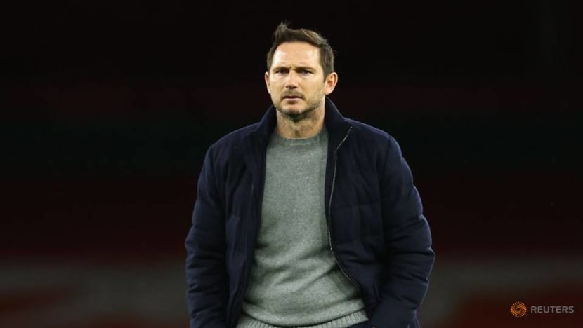 Fooball: Lampard calls for Chelsea response after defeat at Arsenal