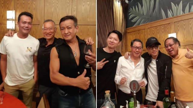 61岁港星麦德罗确诊冠病 曾与吴卓羲、谢天华聚餐