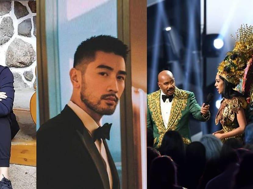 Aloysius, Godfrey, Miss Universe: Top 10 entertainment stories of 2019