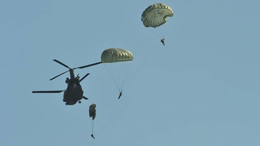 NSF injured from parachute training incident: What we know so far