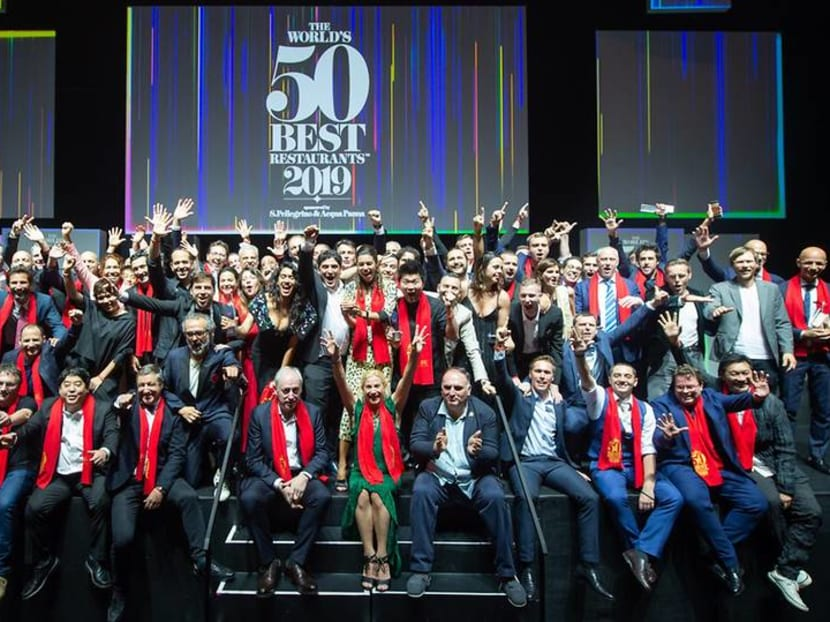 There will be no World's 50 Best Restaurants this year – event postponed to 2021