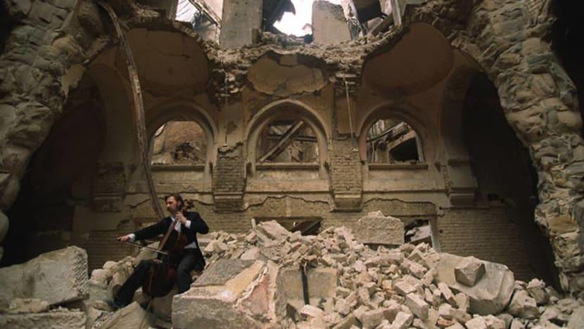 Heritage landmarks devastated by fires