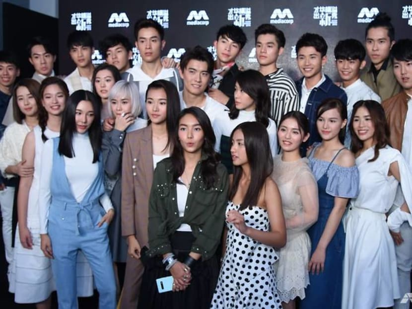 Star Search 2019 contestants announced, with Chen Hanwei, Huang Biren and Christopher Lee as mentors