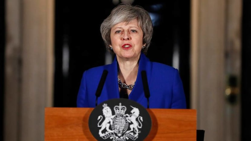 UK PM's office says MP Brexit moves 'extremely concerning'