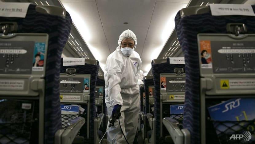 Wuhan coronavirus: South Korea bars foreigners who visited Hubei province