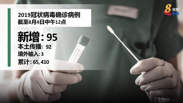 本地新增92起本土病例 30起暂无关联