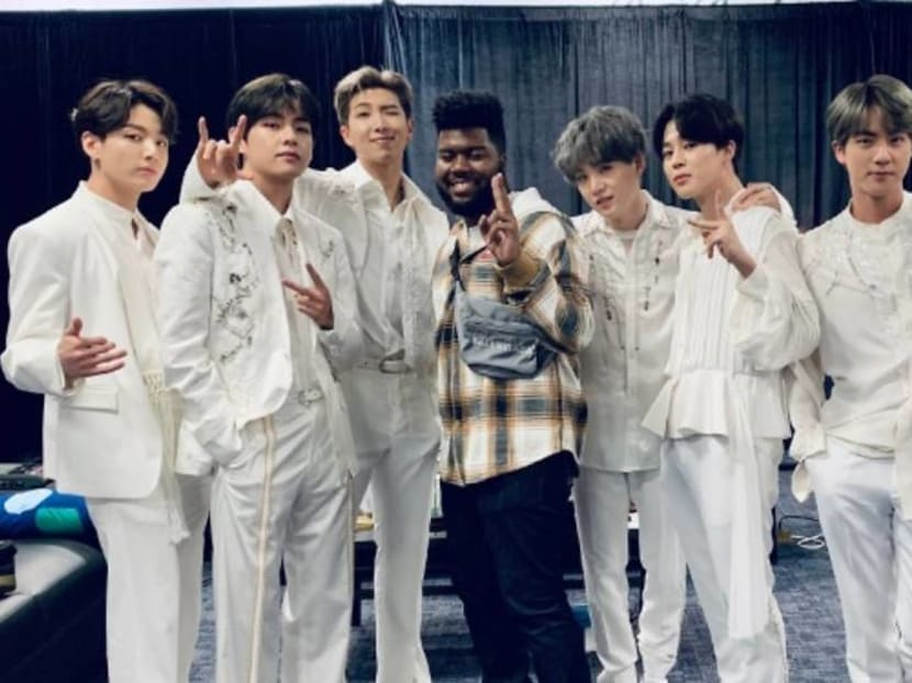 BTS announce the next American star they'll be singing with