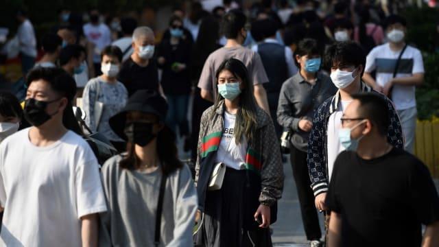 中国新增14起病例 皆由境外输入