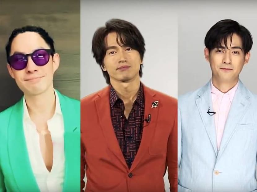 Remember Meteor Garden's F4? The Taiwanese boyband is reuniting for a show