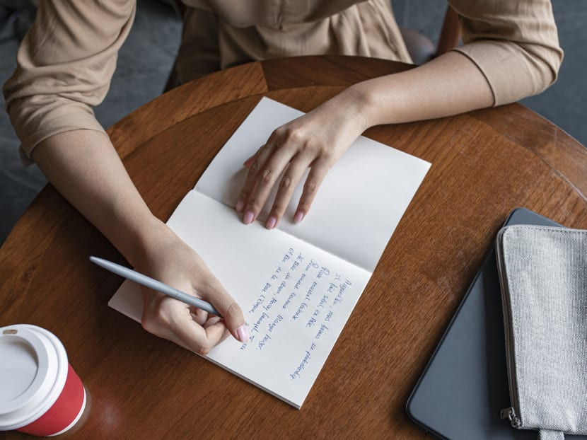 Want to have peace of mind? Start writing letters to yourself and loved ones
