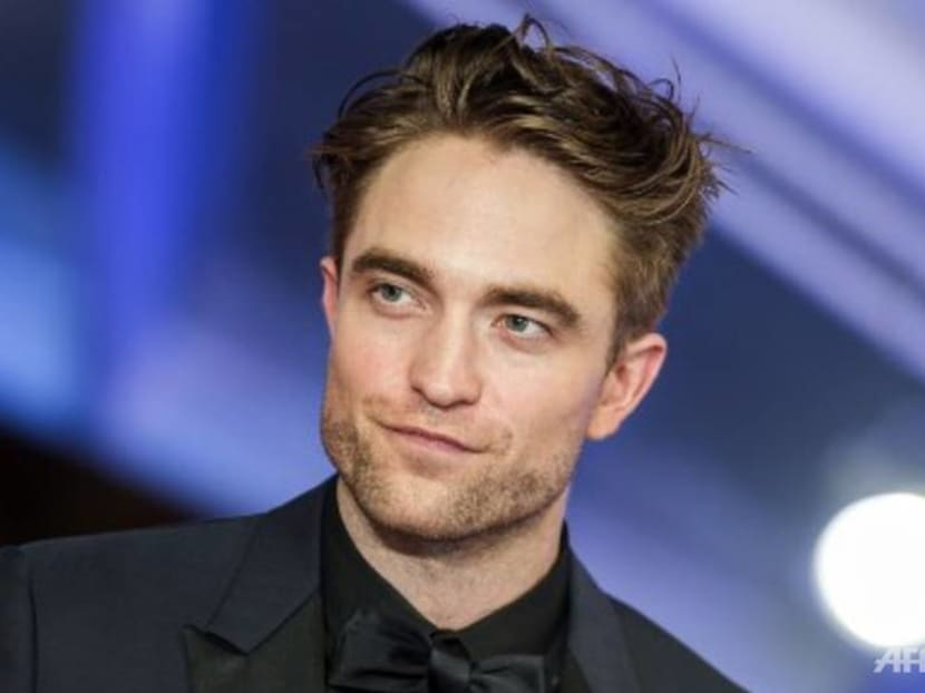Holy smokes, Batman: Here's your first look at Robert Pattinson in the Batsuit