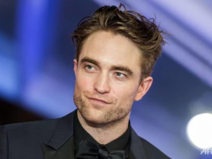 Twilight actor Robert Pattinson is officially The Batman