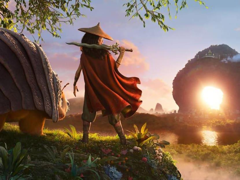 Raya And The Last Dragon repeats No 1 spot at US box office with US$5.5m