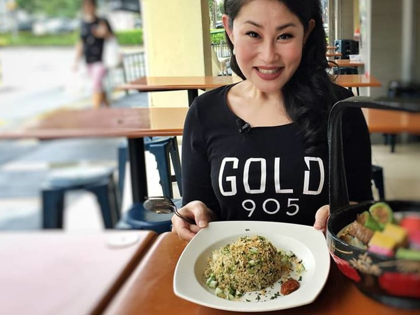 Best eats: Peranakan nasi ulam and Melaka chendol at Siglap