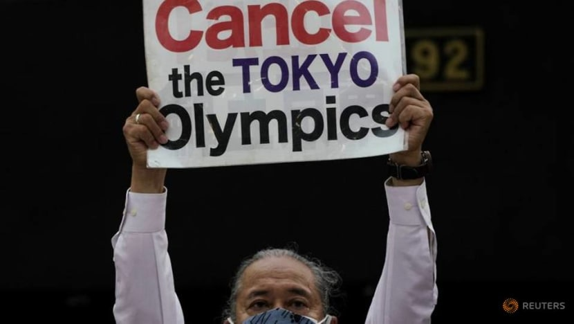 Commentary: Here's why Japan won't cancel the Olympic games even if it wants to
