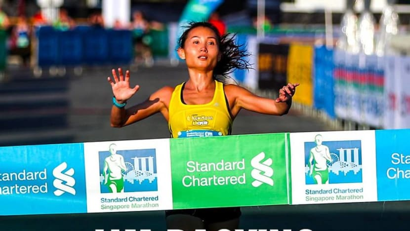 Singapore marathoner Lim Baoying banned for nearly 4 years after flouting doping rules