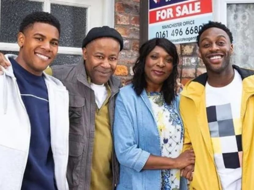Britain's longest running soap opera Coronation Street finally introduces its first black family